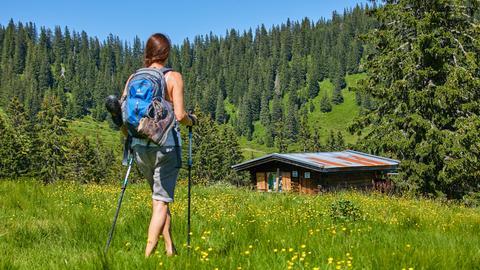 Wandern Trekking