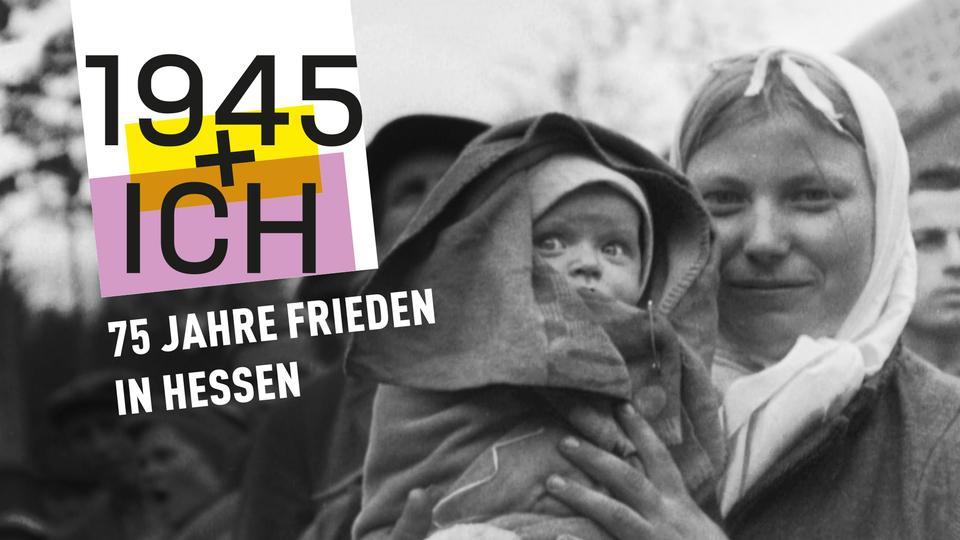 75 Jahre Kriegsende Titelbild