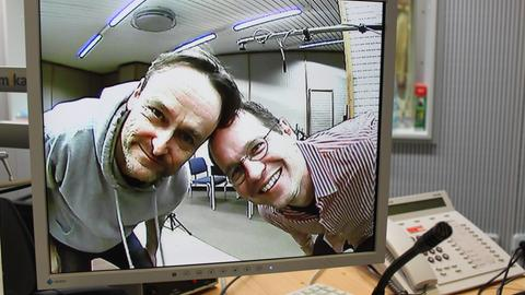 Oliver Günther und Henning Steiner