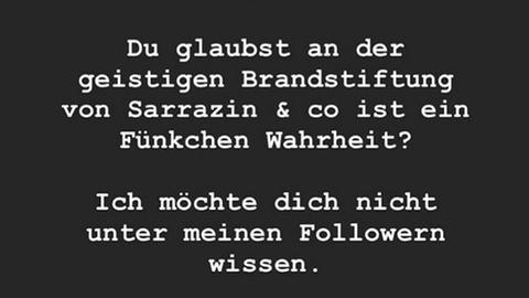 Sinu Instagram Hanau