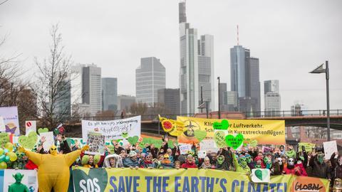 Klimaschutz Hessen
