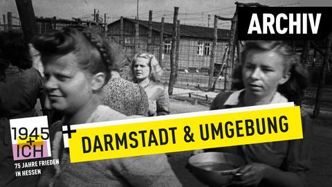 75 Jahre Kriegsende Hessen Darmstadt