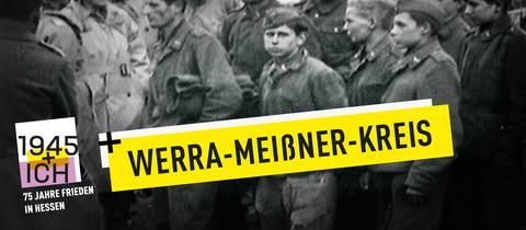 75 Jahre Kriegsende Hessen Werra-Meißner-Kreis