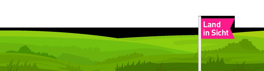 Land in Sicht Logo