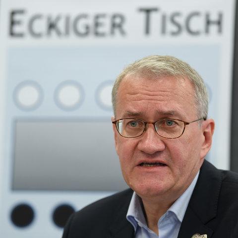 Matthias Katsch, Sprecher des Opferverbands Eckiger Tisch