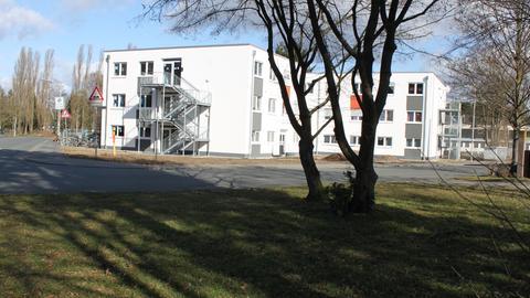 Pfungstadt Flüchtlingsunterkunft