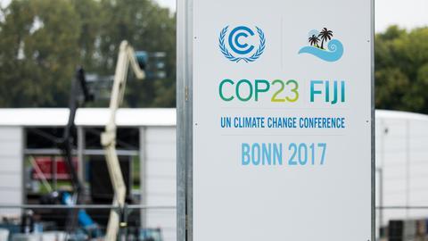 Weltklimakonferenz Bonn