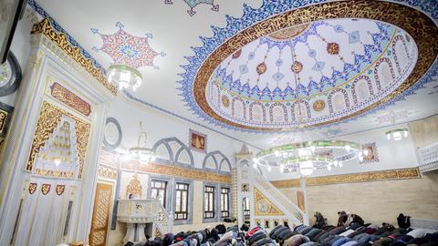 Moschee in Berlin-Kreuzberg