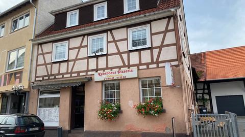 Kebaphaus in Bad König