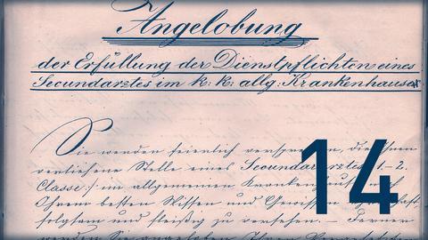 Handschrift Siegmund Freud