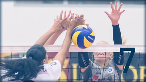 Volleyballerinnen