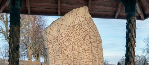 Der Runenstein von Rök