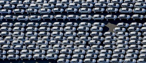 Neuwagen von Porsche