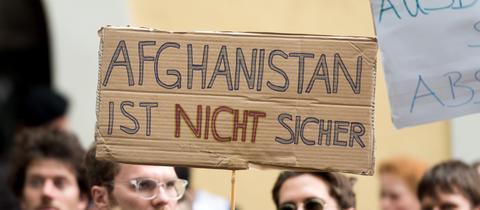 Afghanistan nicht sicher dpa