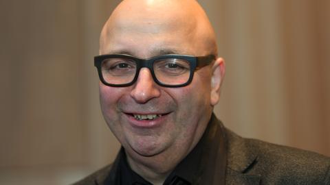 Der Soziologe Armin Nassehi
