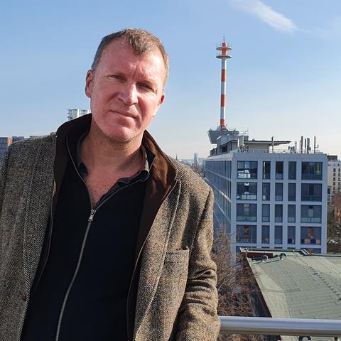 """Andreas Maier, Autor von """"Die Städte"""" ist selbsternannter """"Nichtreisender"""""""