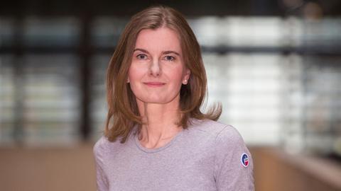 ARD-Hauptstadtkorrespondentin Barbara Kostolnik