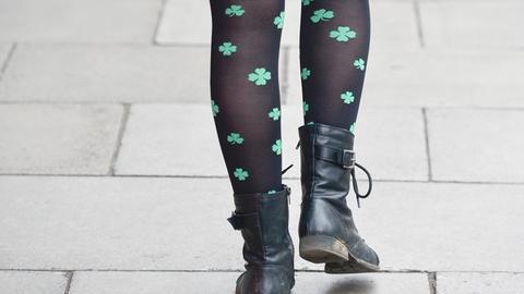 Dublin Strumpfhose