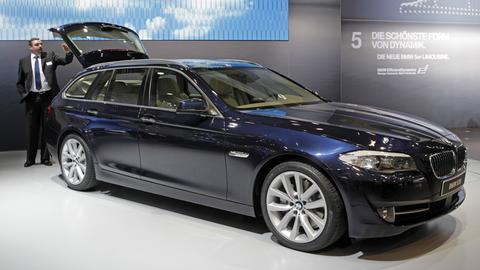 BMW Kombi