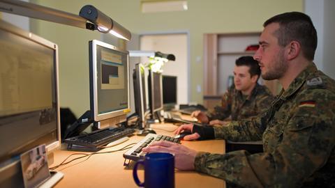 Software-Entwicklung bei der Bundeswehr