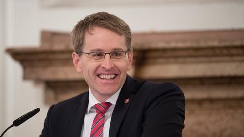 Daniel Günther Ministerpräsident des Landes Schleswig-Holstein