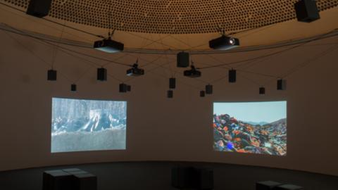 Documenta Check - Abbildung des Gebäudes, in dem der Film gezeigt wird