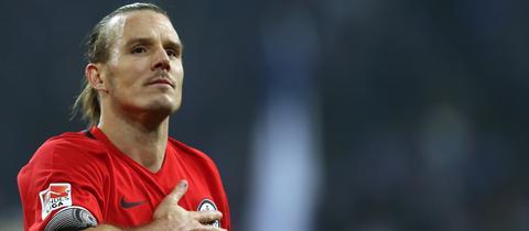 Alex Meier im Eintracht-Trikot