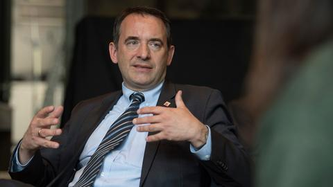 Kultusminister Alexander Lorz