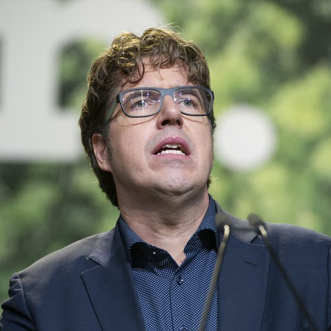 Michael Kellner, Bundesgeschäftsführer der Grünen