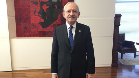 dpa Kemal Kilicdaroglu