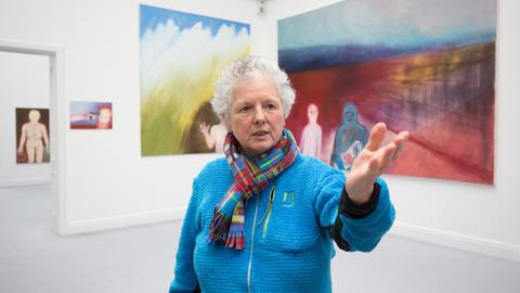 Miriam Cahn, 2016