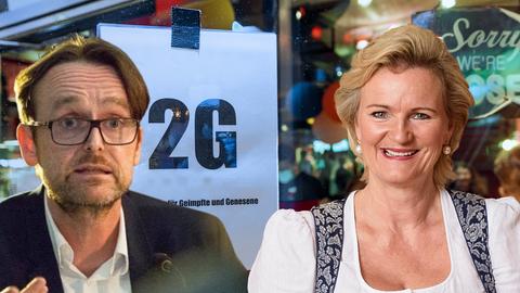 Angela Inselkammer und Oliver Günther