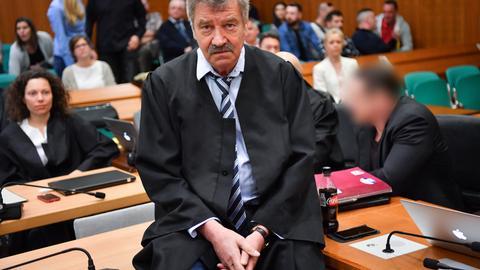 Strafverteidiger Ulrich Endres