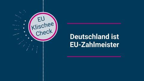 EU-Klischee-Check