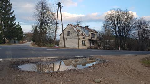 Haus in Polen