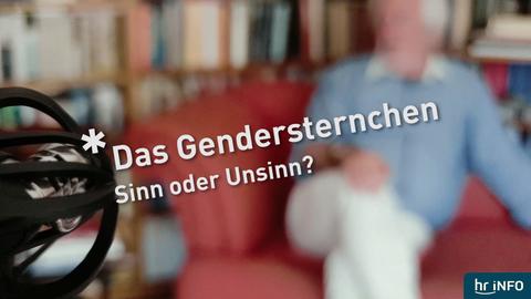 Gendersternchen Teaserbild
