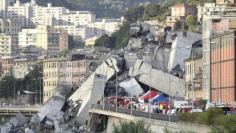 Brücke Genua