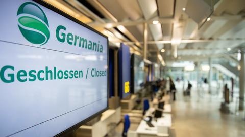 Germania Schalter