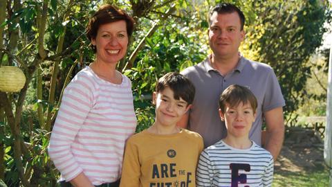 Die Familie Stoz