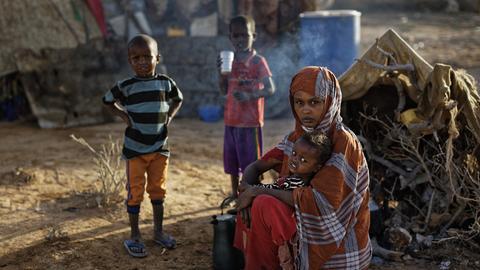 Hunger Somalia