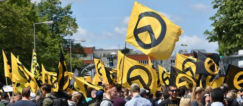 Identitäre in Berlin