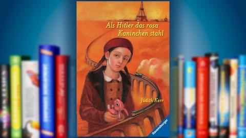 Als Hitler das rosa Kaninchen stahl - Buchcover