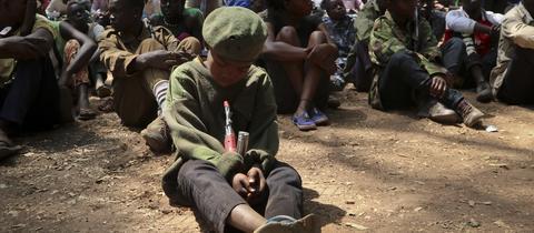 Kindersoldaten im Sudan