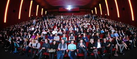 Kino Zuschauer