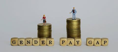 Lohnlücke zwischen Männern und Frauen