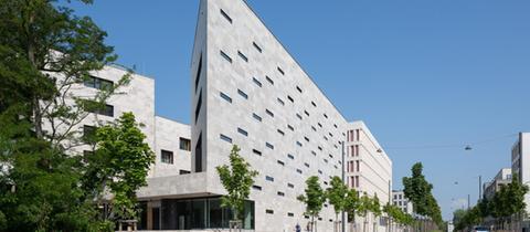 Das Max-Planck-Institut für europäische Rechtsgeschichte in Frankfurt