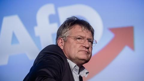 AfD-Bundesvorsitzender Jörg Meuthen