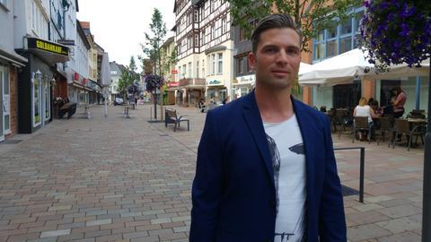 Jan Nolte, 28, (Junge Alternative)