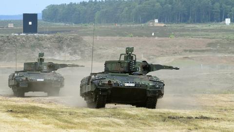 Schützenpanzer Puma Rheinmetall