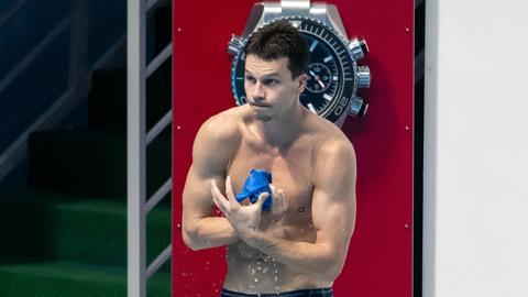 Wasserspringer Patrick Hausding
